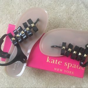 Kate Spade Jelly Sandals
